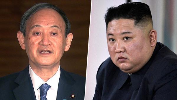 اعلام آمادگی نخست وزیر ژاپن برای ملاقات با رهبر کره شمالی