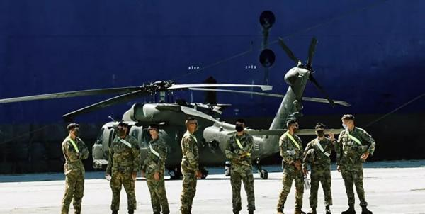 کرونا هم ترمز بودجه های نظامی را نکشید؛ آمریکا و چین در صدر لیست جهانی