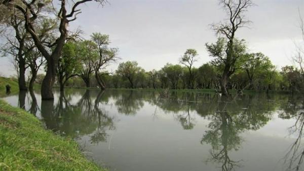 افزایش سهمیه آب باغستان سنتی قزوین