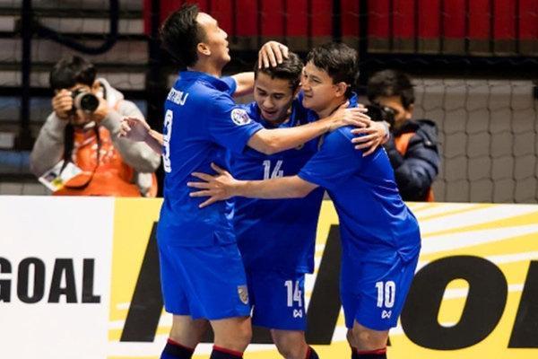 امارات میزبان ملاقات تیم های ملی فوتسال تایلند و عراق شد