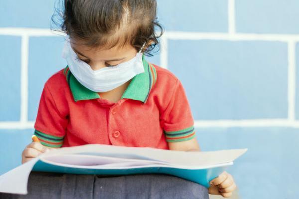 ویروس کرونا؛ کتابی برای بچه ها