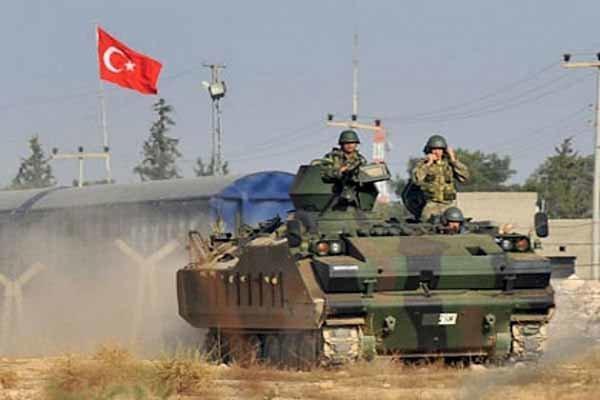 2 حمله تروریستی علیه تأسیسات نظامی ترکیه خنثی شد