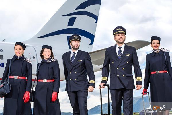 ایژین ایرلاینز، بزرگ ترین شرکت هواپیمایی یونانی، عکس