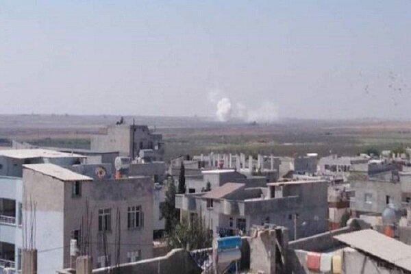 حملات راکتی شبه نظامیان وابسته به ترکیه به شمال سوریه