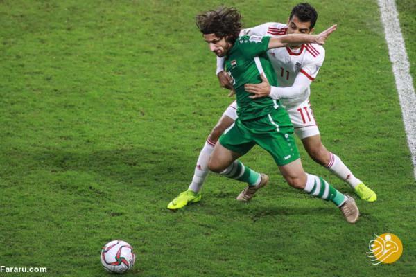 تیم ملی فوتبال ایران چندسال عراق را نبرده است؟