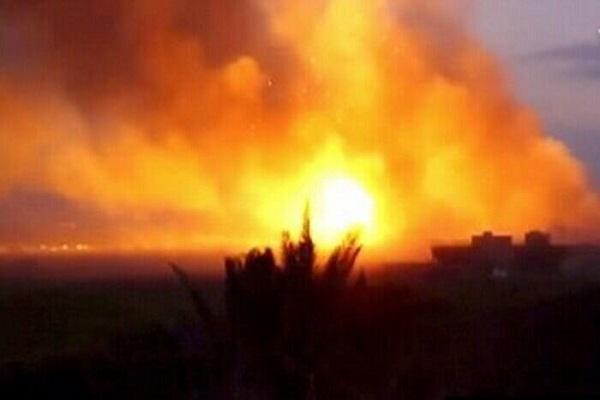 دومین حمله به پایگاه نظامیان آمریکایی در میدان نفتی العمر