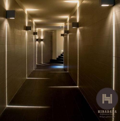 طراحی داخلی و نورپردازی کف سایر مقالات