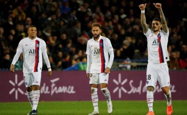 لیگ قهرمانان اروپا، صعود رویایی پاری سن ژرمن به مرحله نیمه نهایی، آتالانتا به کما رفت
