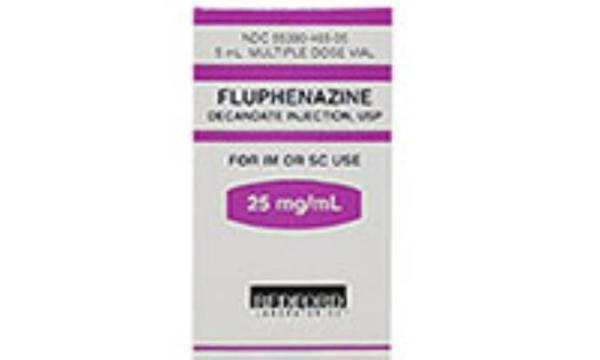فلوفنازین (FLUPHENAZIN)